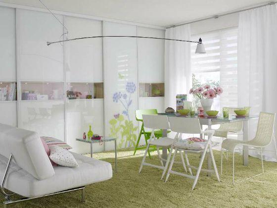 pequenoapesuico1 Apartamento Estiloso e Romântico em 15m²