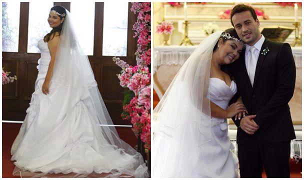 persefone-noiva-daniel Casamento de novela: vestido plus size