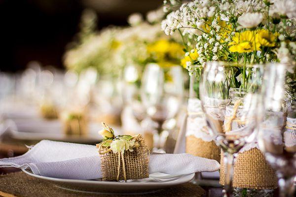 decoraçao de mesa
