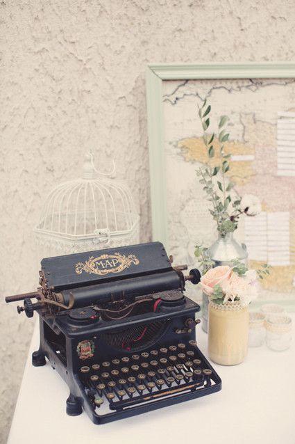 casamentovintage-4 Ideias para um casamento vintage