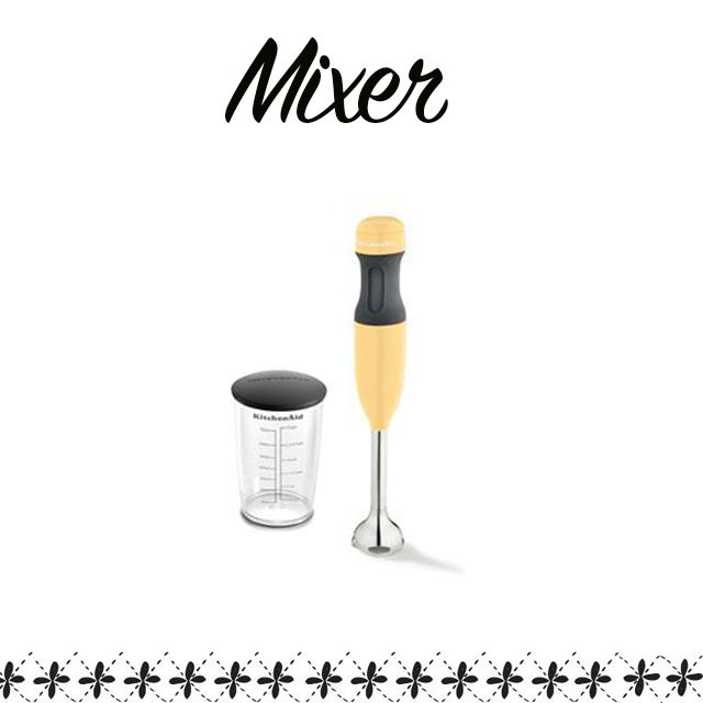 mixer Itens para adicionar na sua lista de presentes
