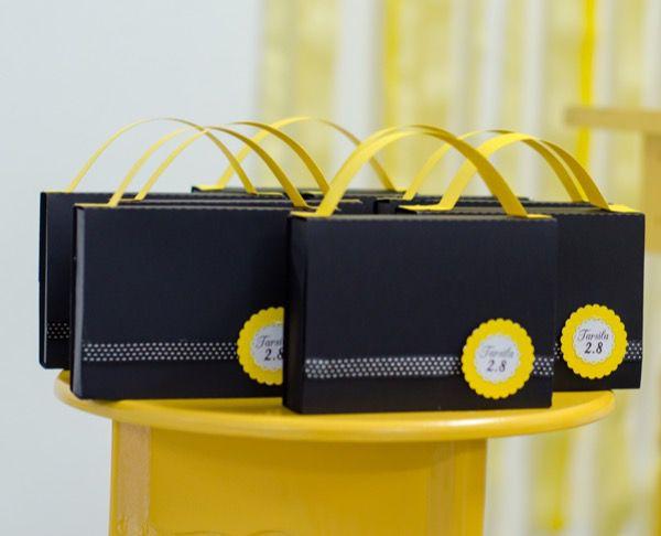 DSC_1397 Decoração para uma festa amarela