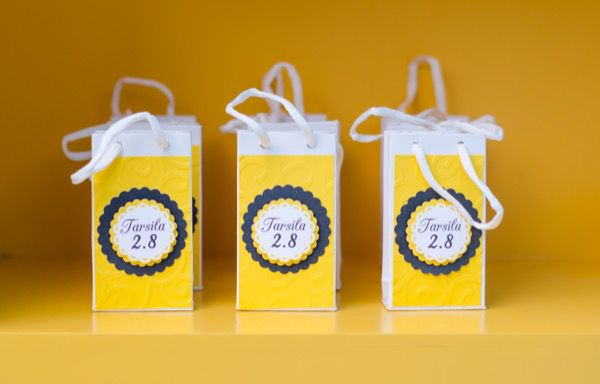 DSC_1557 Decoração para uma festa amarela