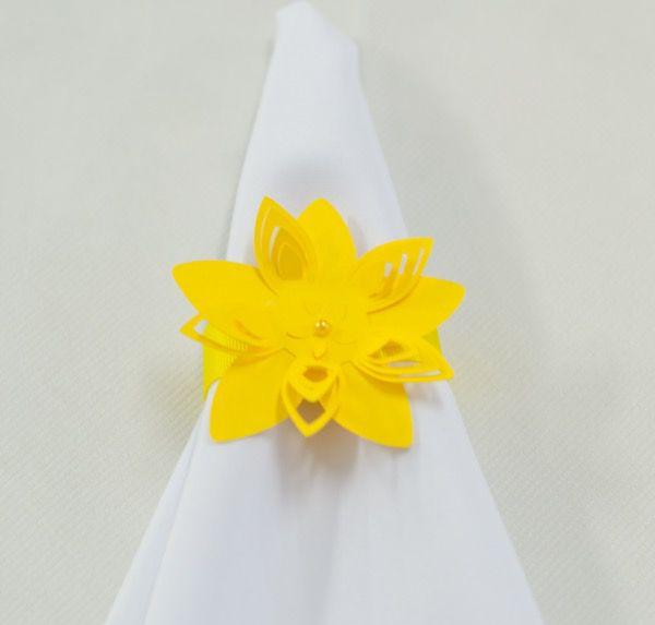 DSC_1581 Decoração para uma festa amarela