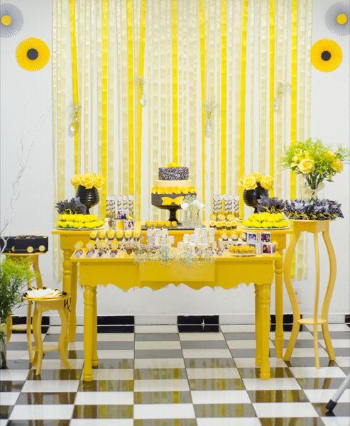 DSC_1649-1 Decoração para uma festa amarela