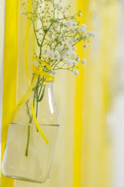 DSC_1816 Decoração para uma festa amarela