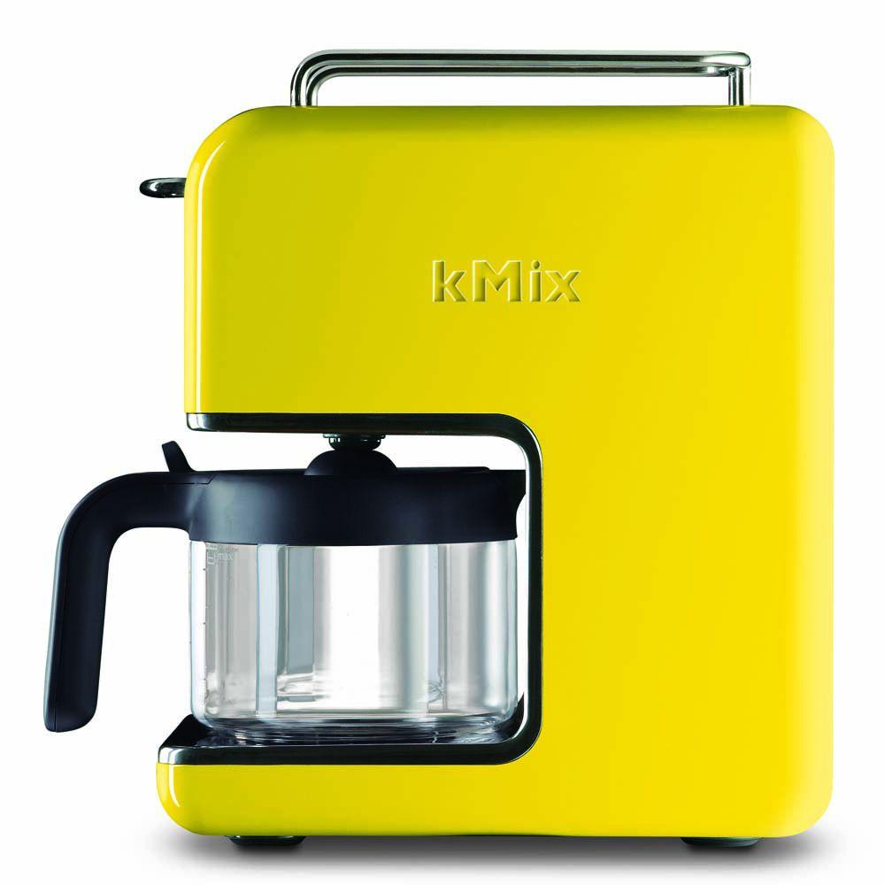 cafeteira Cozinha Amarela