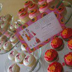 Janessa's Bridal Shower Cupcakes