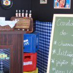 Chá Bar no Boteco