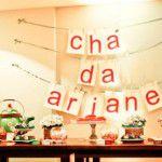 Chá de Cozinha da Ariane
