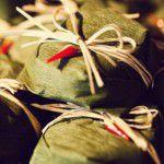 Na horta: Chá rústico