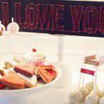 Valentine's Day até no Chá de Panelas