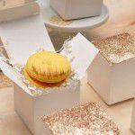 Macarons de lembrancinhas: Caixinhas DIY