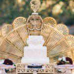Chá anos 20: look da noiva e decor
