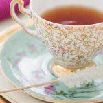 {Inspiração} Chá simples e luxuoso