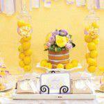 Decor limão & lavanda