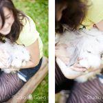 Petbook: um coelho e a sua dona