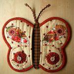 Butterfly Potholder