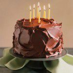 Meu aniversário hoje!