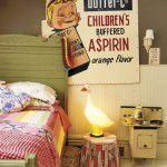 Idéias para incrementar quartos de criança!