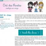 Concurso TOP 10 Chás 2009 @Chá das Panelas