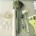 Arranjo de Flores+ Lembrancinha = DIY