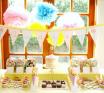 Festinha numa Candy shop