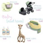 Baby Must-Haves: Internacional