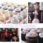 A moda dos cupcakes
