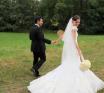 O casamento de Coco e James