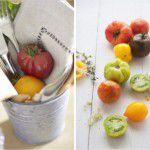 Decorando com… tomates!!