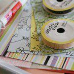 {DIY} Como fazer bandeirinhas para cupcakes e docinhos