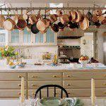 As cozinhas de Martha Stewart