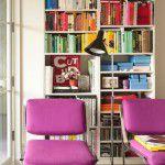 Como organizar os livros