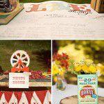 Casamento vintage ao ar livre