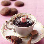 {Prato do fim de semana} Mousse de chocolate com gostinho de Danette