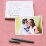 cartao-de-obrigada-150x150 Frases INCRÍVEIS para o convite de casamento de quem já mora junto