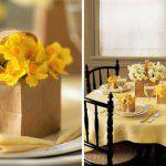 7 ideias criativas para enfeitar o almoço de Páscoa