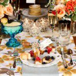 {Café da Manhã} Casamento com panqueca e mel