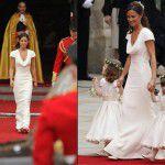 Os vestidos de Pippa Middleton