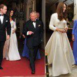 O jantar do Príncipe Charles para Catherine & William