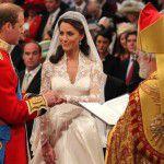 Os votos e a oração {Catherine & William}