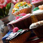 Cupcakes saudáveis