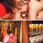 Um casamento e duas festas