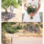 Casamento rústico na fazenda {no verão}