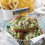 {Prato do fim de semana} Sanduíche de atum com mostarda Dijon