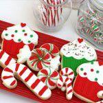 Biscoitos natalinos da Nigella