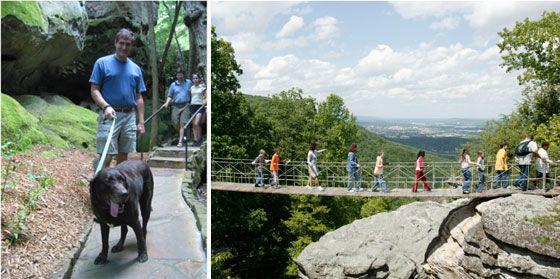 rockgardens-1 Rock City Gardens, uma trilha amigável para pets nos EUA