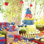 Galinha Pintadinha – Aniversário de 1 ano Rafael