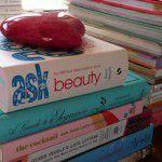 {Escritório} Livros e revistas na decoração